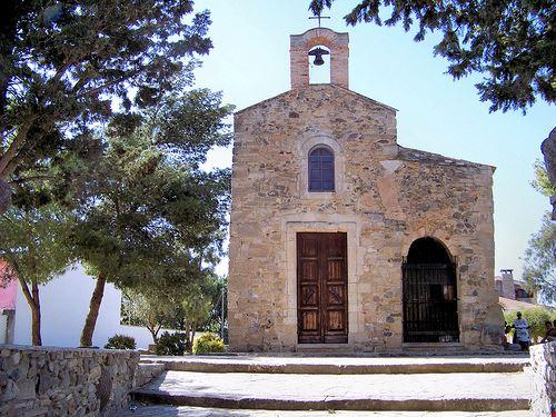 Facciata chiesa di San Saturnino